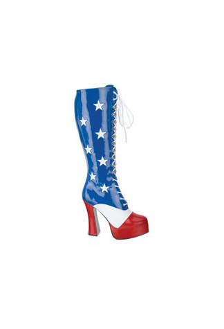 ELECTRA-2030 American Flag Boots