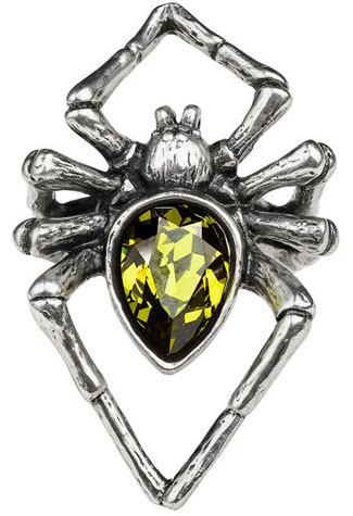 Emerald Venom Ring