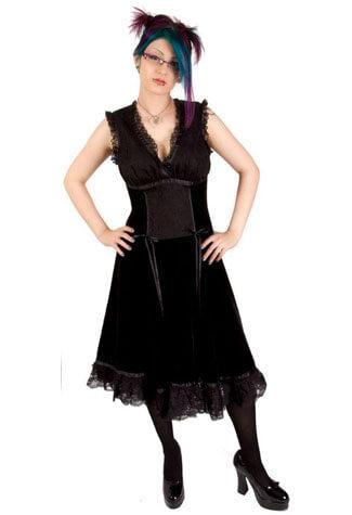 Emily Circle Dress - Clearance
