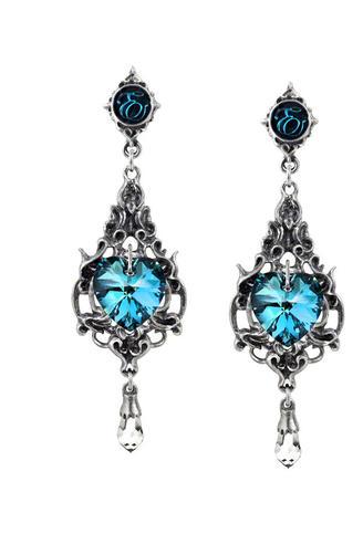 Empress Eugenie Dangle Earrings