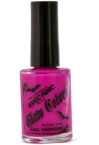 Fuchsia Shock Nail Polish