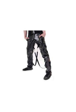 Gloss Bondage Trousers