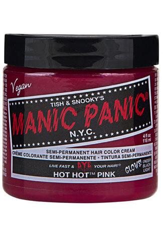 Hot Hot Pink Classic Creme Hair Dye