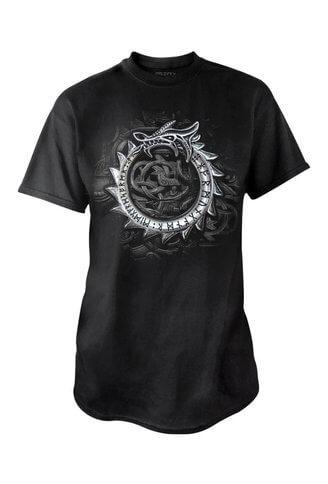 Jormungand T-shirt by Gothic Alchemy