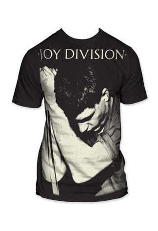 Joy Division - Ian Curtis T-Shirt
