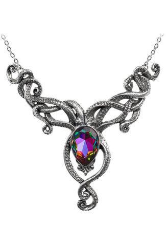 Kraken Pendant Necklace