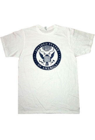 Laibach - Divided States of America T-Shirt