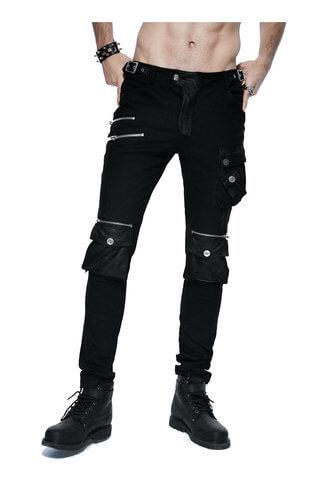 Nefarious Men's Pocket Pants