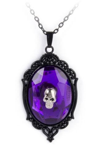 Curse of the purple mirror cameo