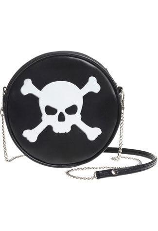 Skull & Cross Bones Shoulder Bag