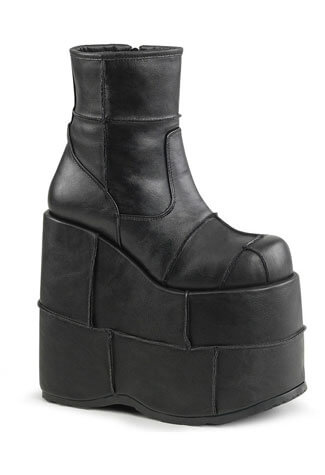 STACK-201 7 inch platform boots