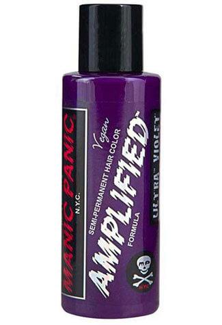 Ultra Violet Amplified Hair Dye