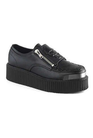 V-CREEPER-510 Chrome Plated Shoes