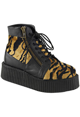 V-CREEPER-571 Tiger Creeper Boots