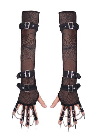Xena Gothic Gloves