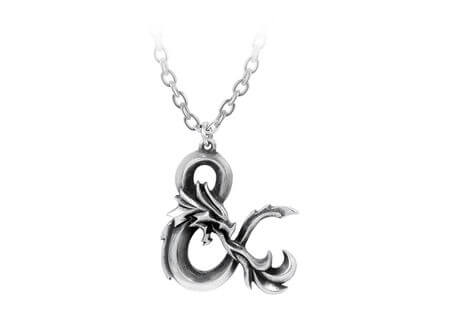 Dungeons and Dragons Pendant