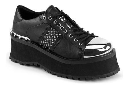 GRAVEDIGGER-02 Platform Shoes