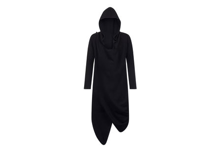 Hestia Long Hooded Poncho