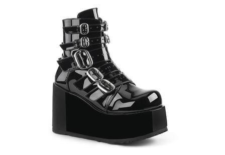 CONCORD-57 Patent Platform Boots