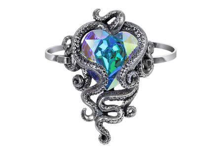 Heart Of Cthulhu Sprung Bracelet