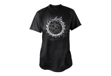 Jormungand T-shirt by Gothic Alchemy