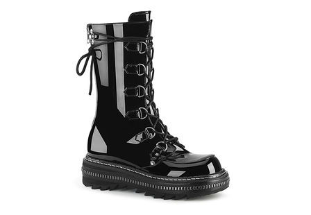 LILITH-270 Patent Platform Boots