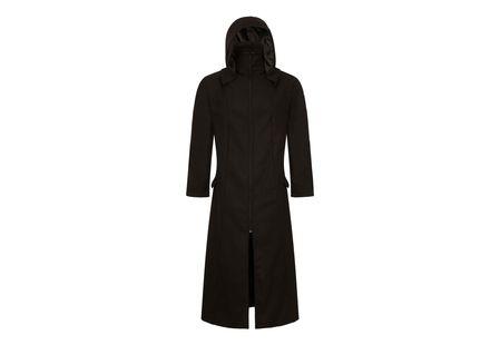 Minos Men's Long Length Highwayman Coat