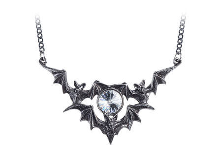 Phantom Bat Necklace