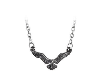 Ravenette Pendant Necklace
