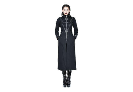 Selene women's trench coat