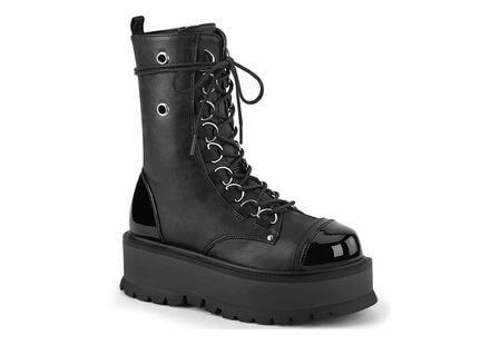 SLACKER-150 Women's Platform Boots