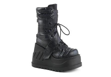 STOMP-26 Platform Wedge Boots