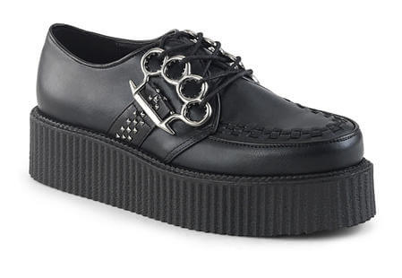V-CREEPER-516 Brass Knuckles Creepers