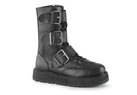 VALOR-210 3 buckle combat boots