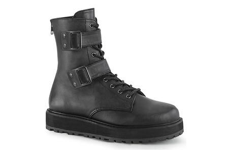 VALOR-250 Vegan Leather Boots