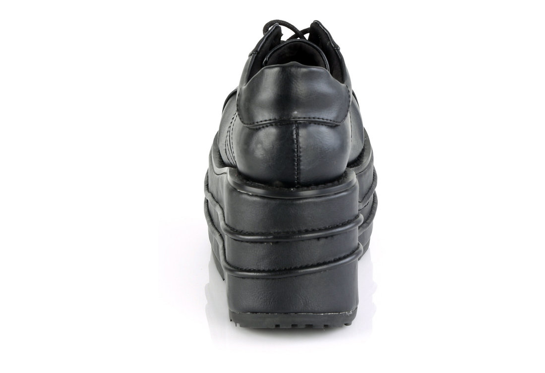 cda075d2cb0 TEMPO-08 Vegan Leather Platform Shoes alternate view