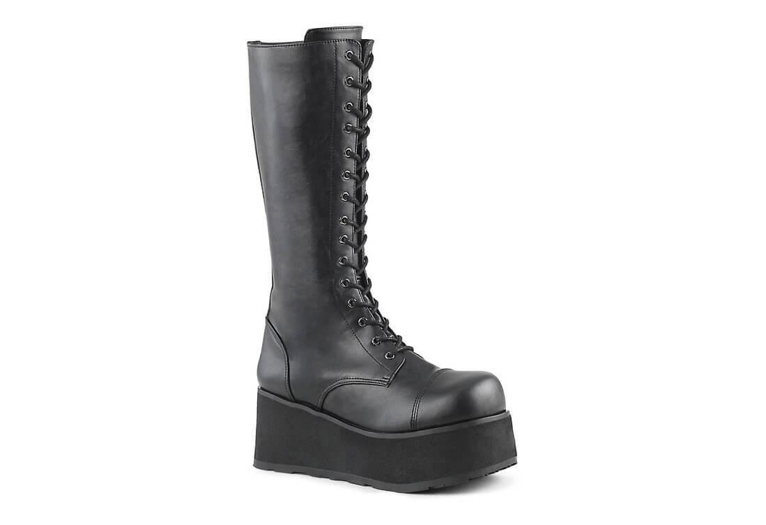 TRASHVILLE-502 Men's Black 3 1/4 inch