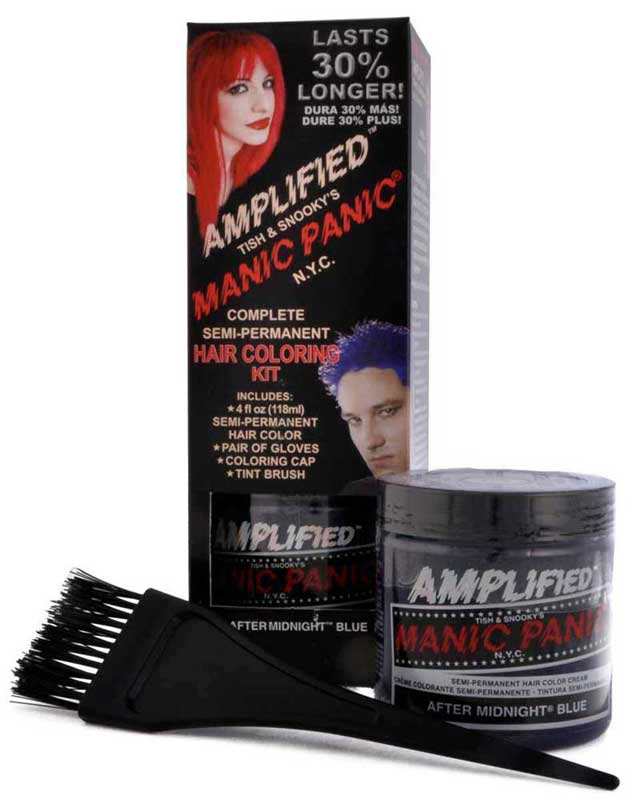Aftermidnight Dye Kit