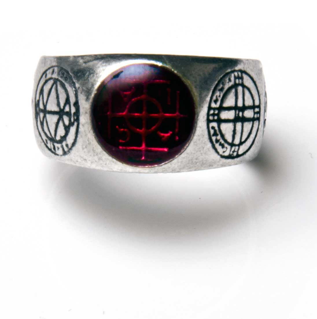 doorman pewter at rings ring home decor and demon jewelry hells labeshops fashion