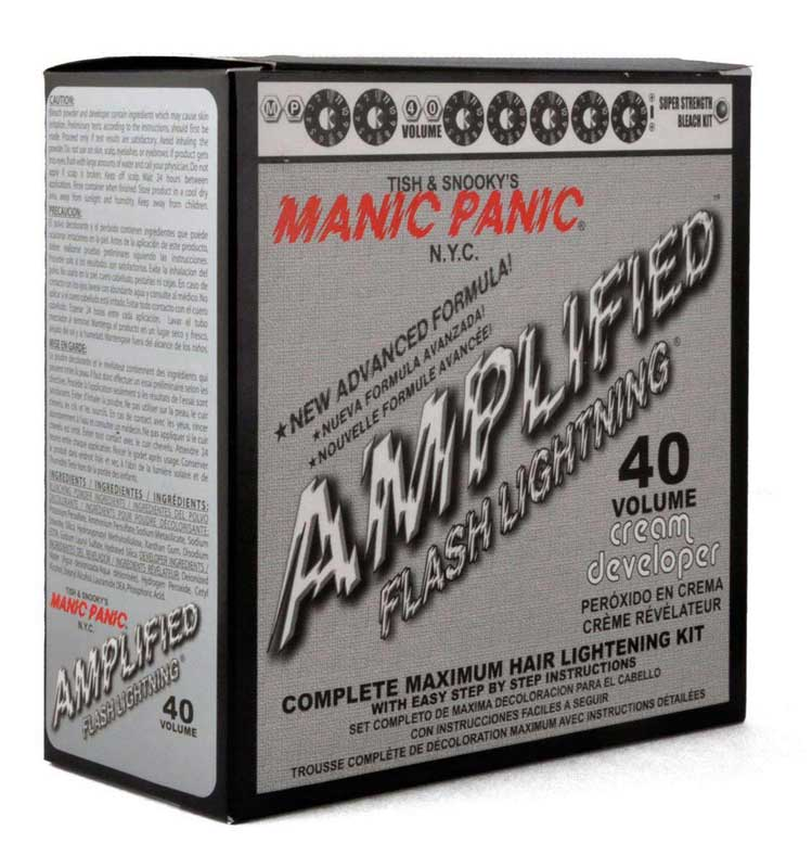 manic panic amplified instructions