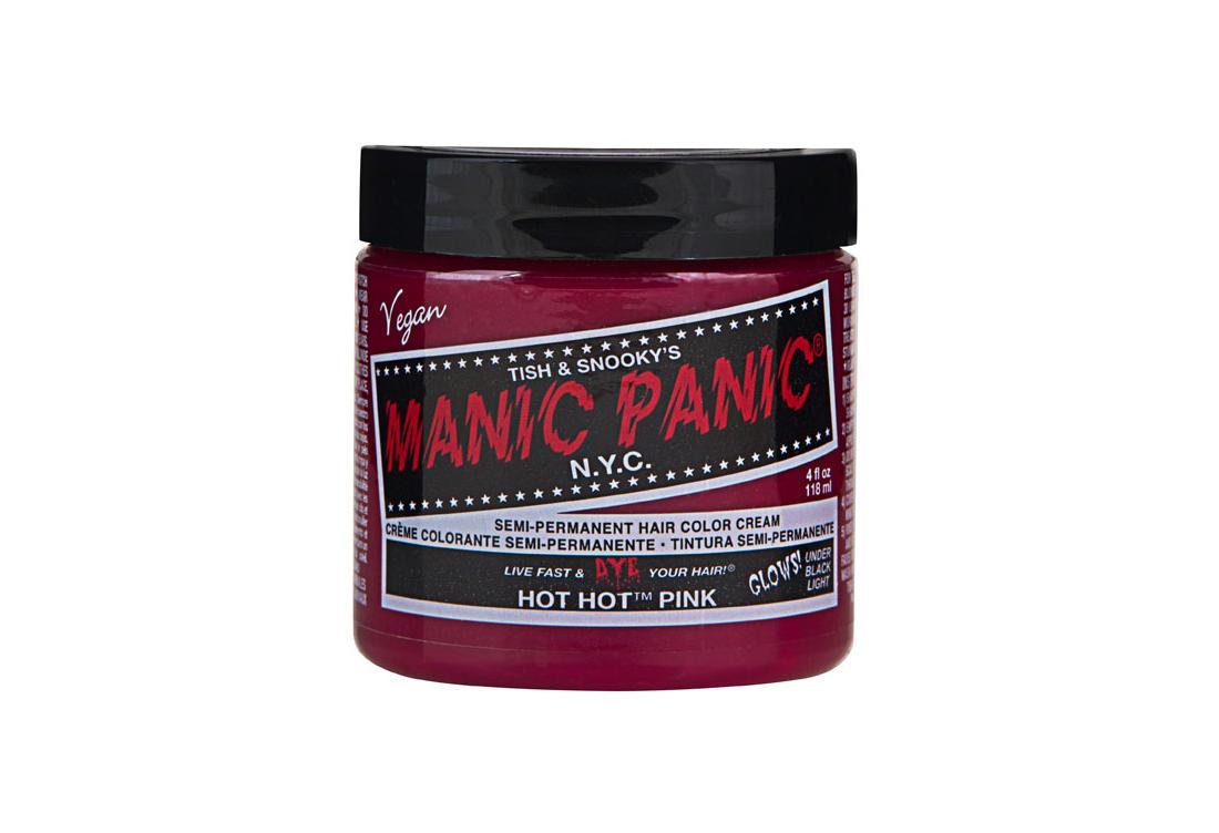 Classic Creme Hot Hot Pink Hair Dye