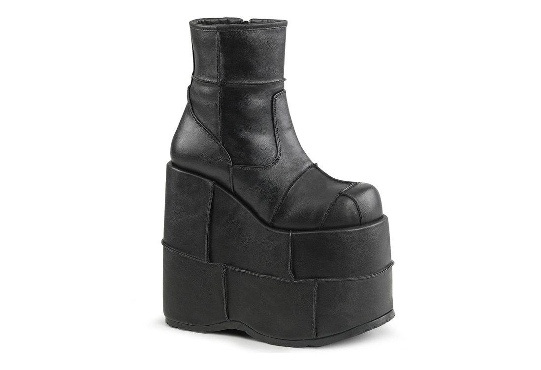 STACK-201 7 Inch Mens Platform Boots