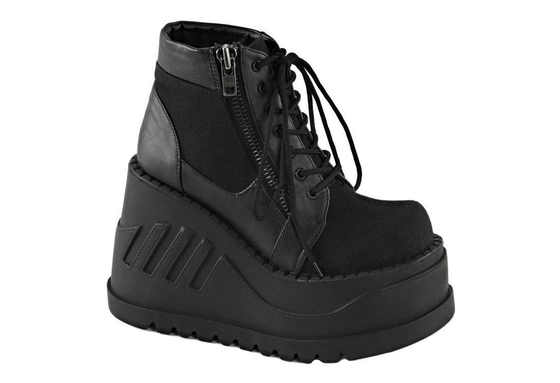 STOMP-10 Vegan Platform Shoes
